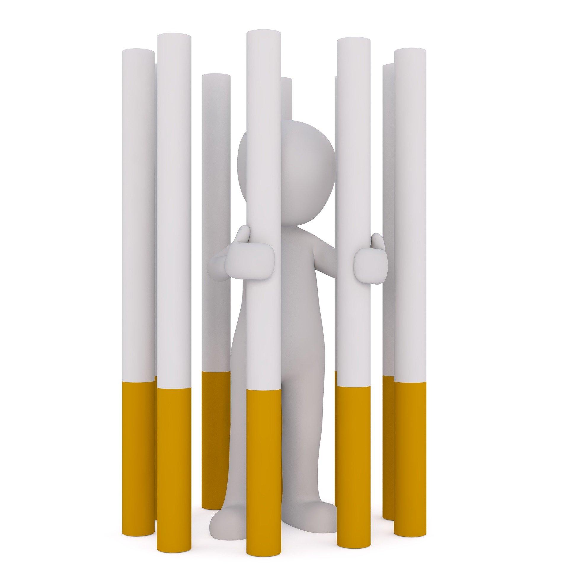 Cigarette Prison
